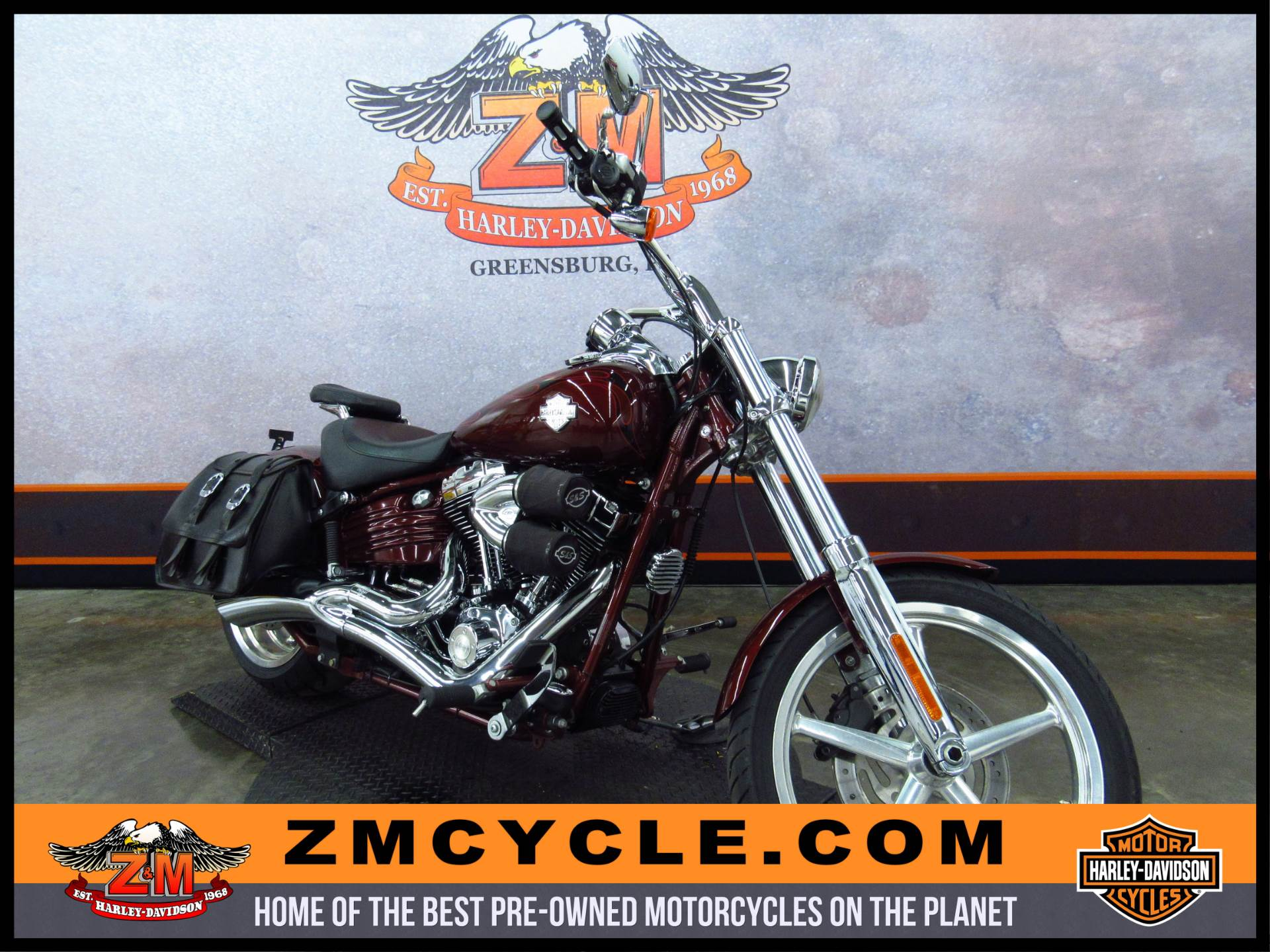2009 Softail Rocker