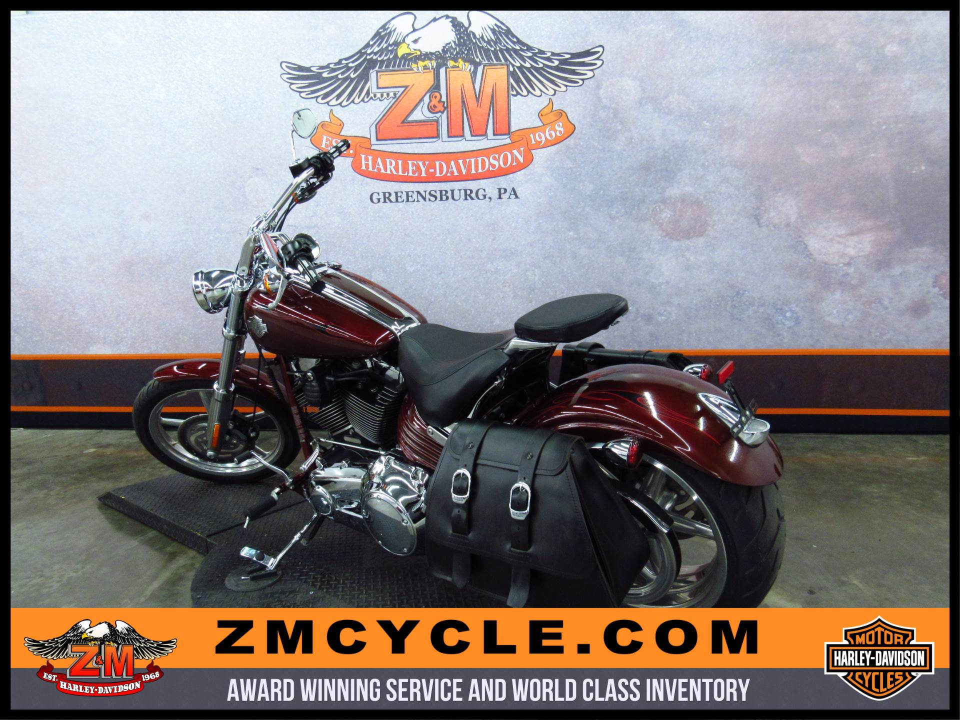 2009 Harley-Davidson Softail® Rocker™ in Greensburg, Pennsylvania