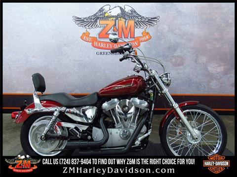 2009 Harley-Davidson Sportster® 883 Custom in Greensburg, Pennsylvania