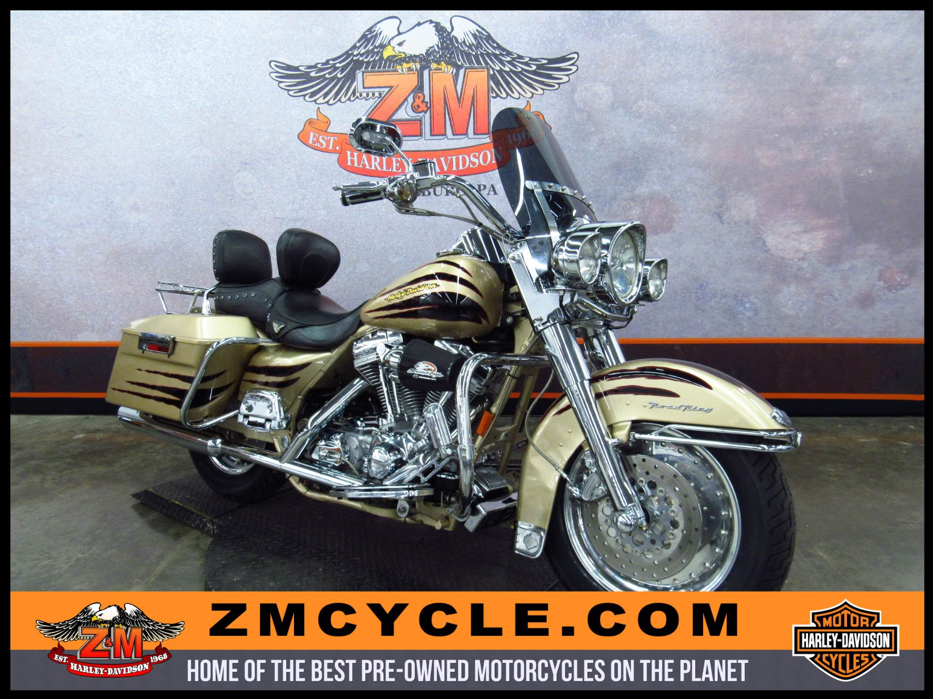 2003 Screamin' Eagle  Road King