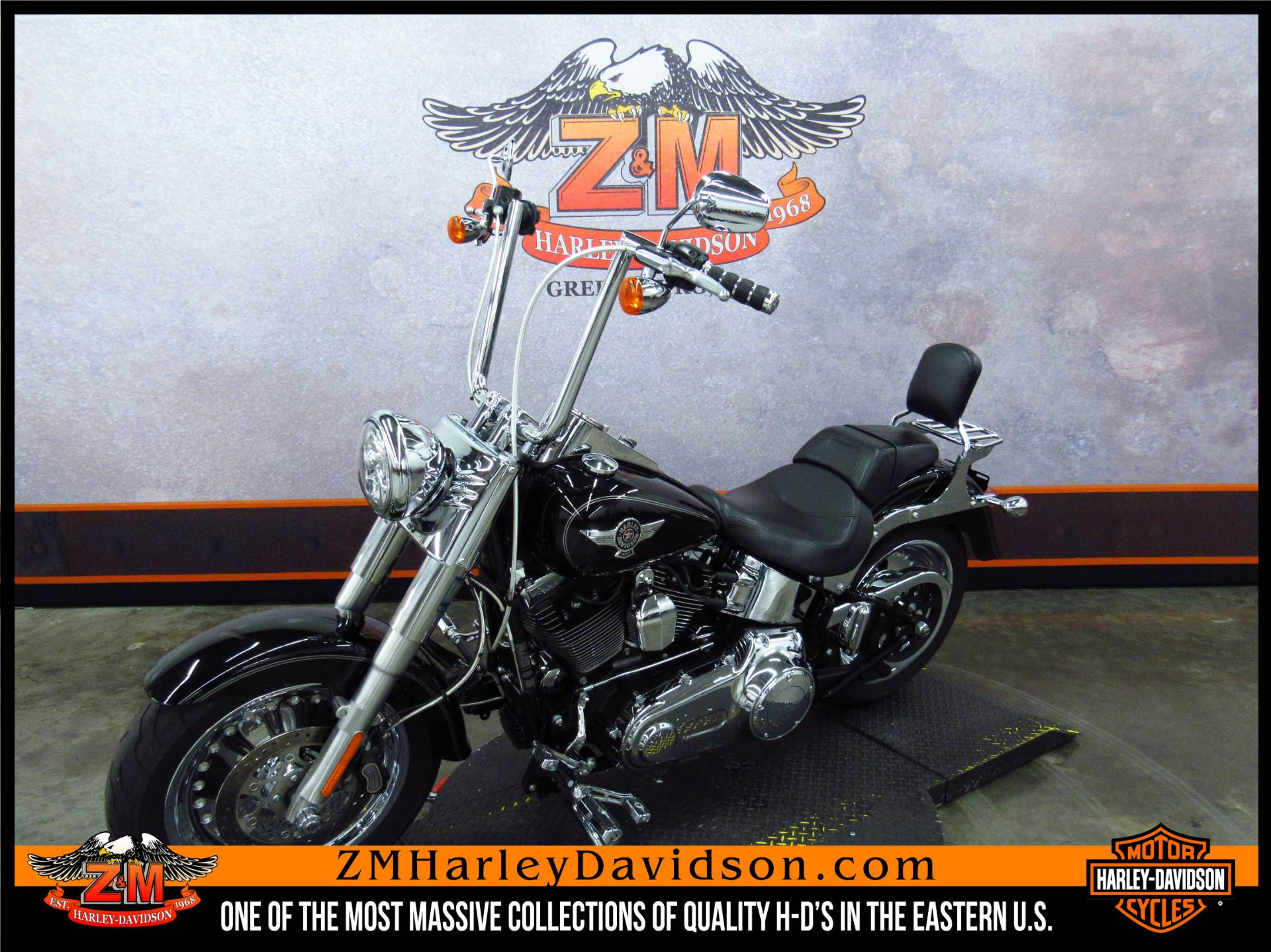 2016 Harley-Davidson Fat Boy® in Greensburg, Pennsylvania