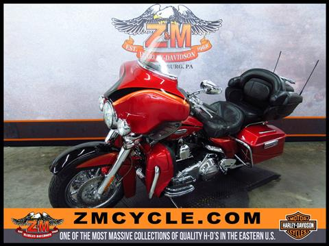 2007 Harley-Davidson CVO™ Screamin' Eagle® Ultra Classic® Electra Glide® in Greensburg, Pennsylvania