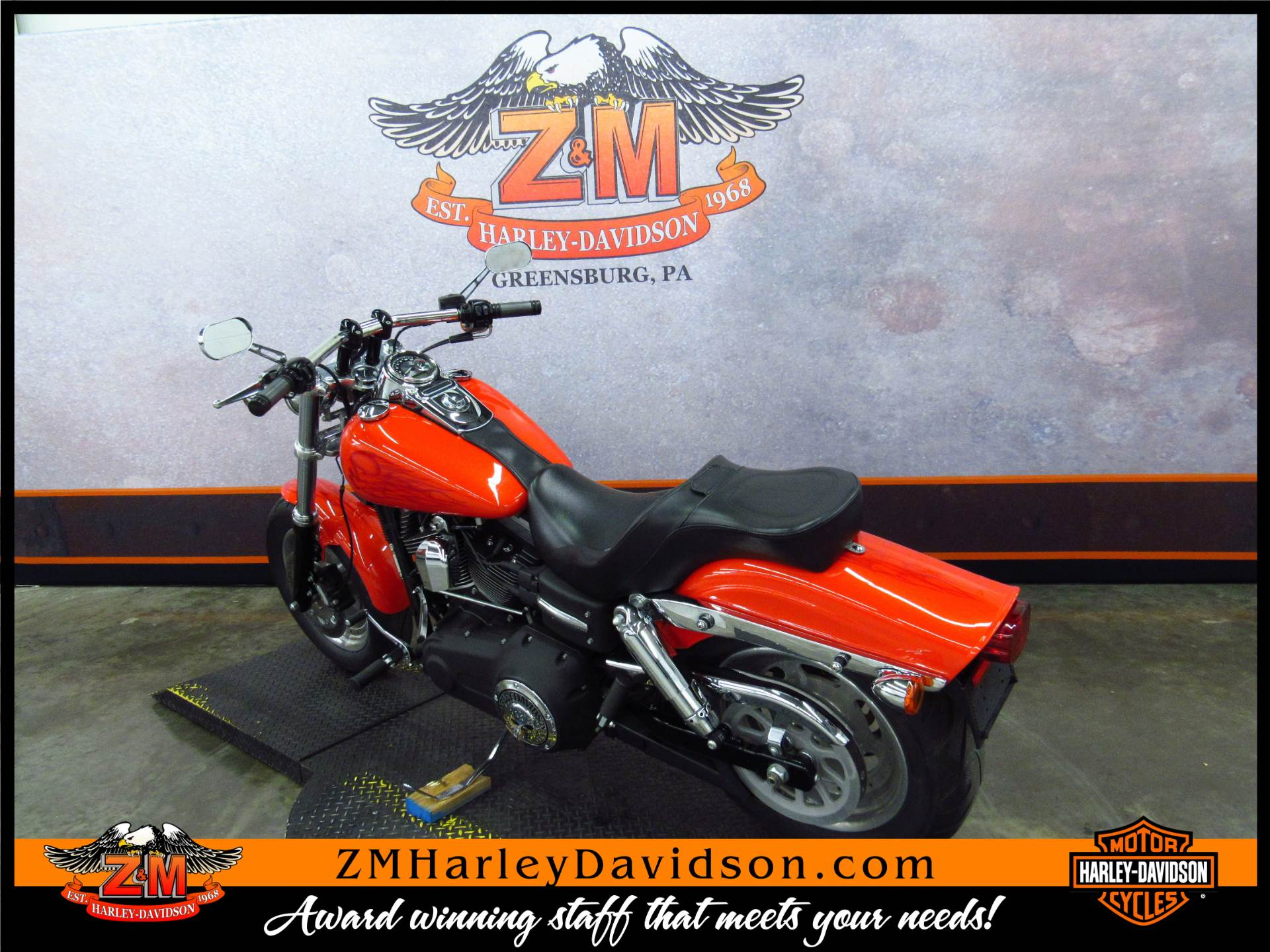2011 Harley-Davidson Dyna® Fat Bob® in Greensburg, Pennsylvania