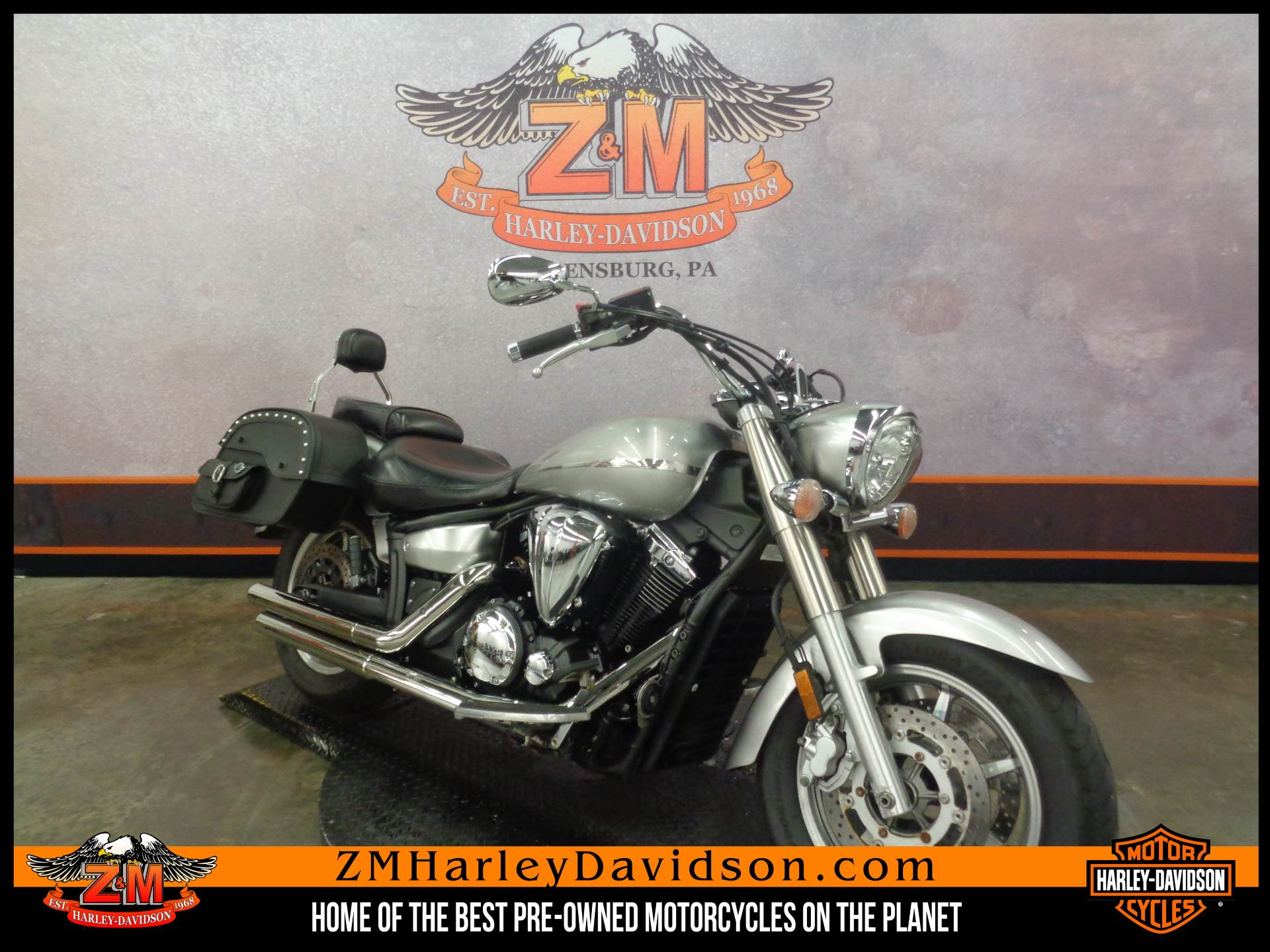 2008 Yamaha V Star® 1300 in Greensburg, Pennsylvania - Photo 2