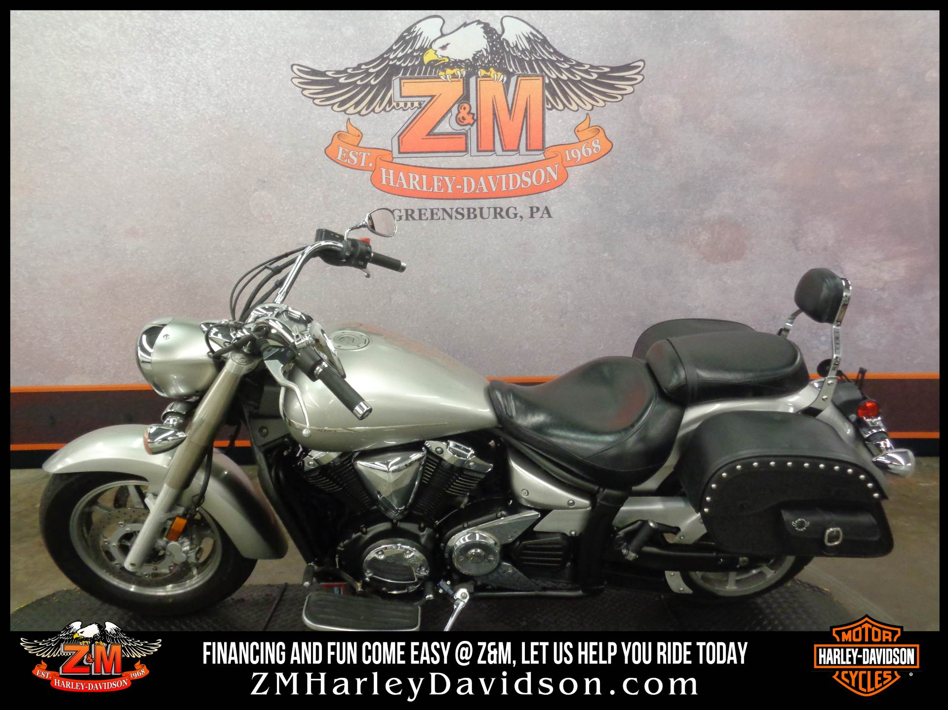 2008 Yamaha V Star® 1300 in Greensburg, Pennsylvania - Photo 4