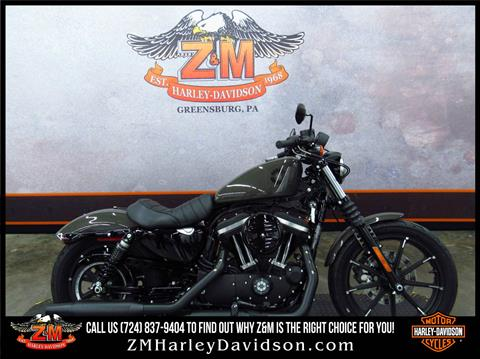 2019 Harley-Davidson Iron 883™ in Greensburg, Pennsylvania