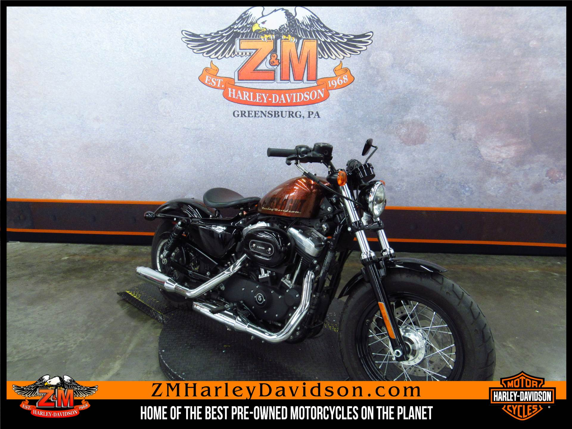 2014 Sportster Forty-Eight