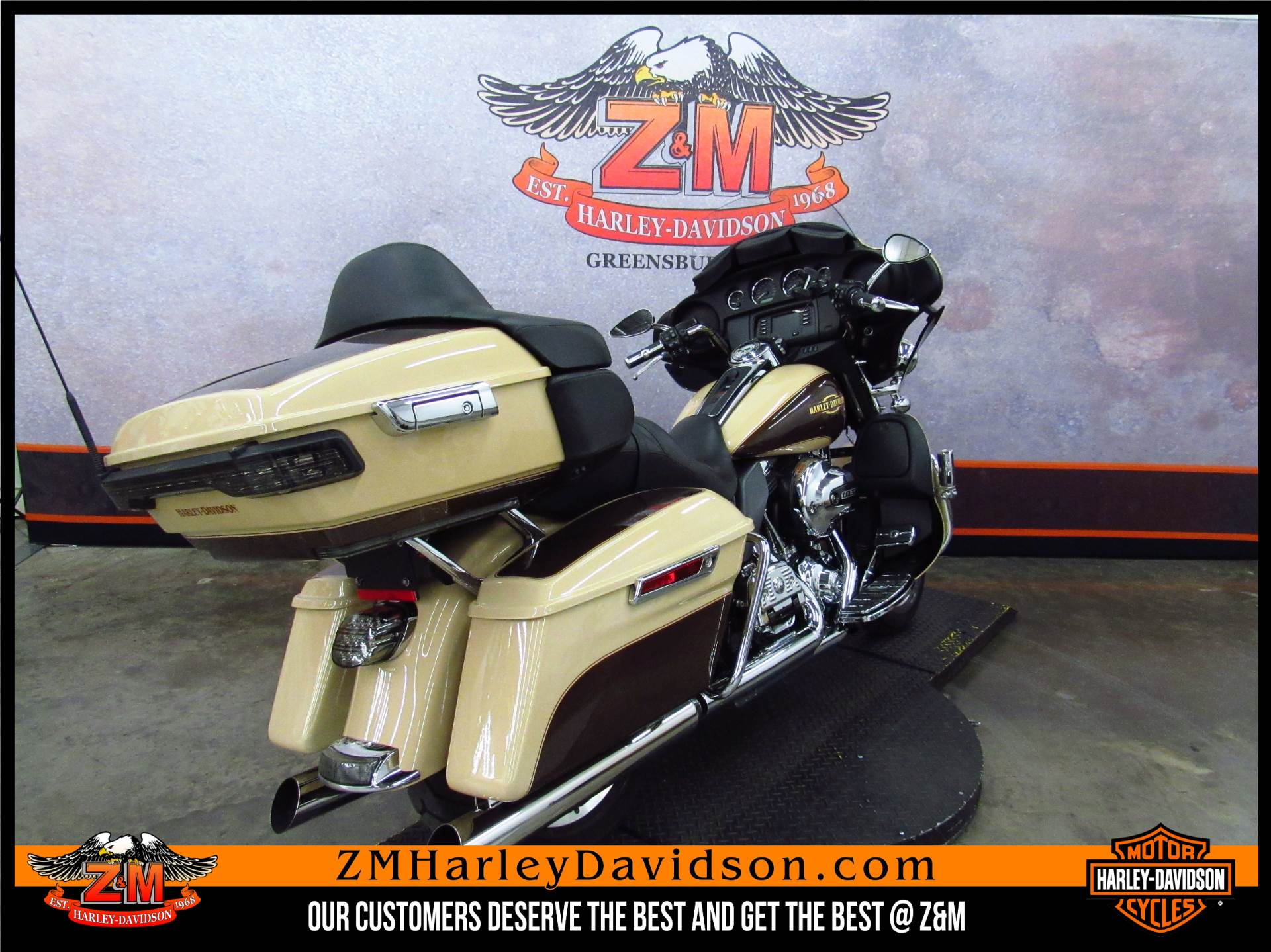 2014 Harley-Davidson Electra Glide® Ultra Classic® in Greensburg, Pennsylvania