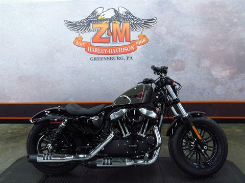 2019 Harley-Davidson Forty-Eight® in Greensburg, Pennsylvania - Photo 1