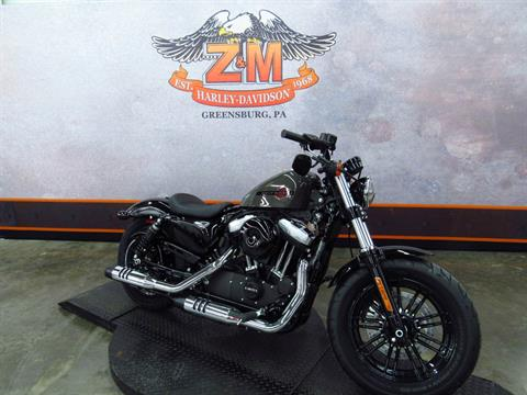 2019 Harley-Davidson Forty-Eight® in Greensburg, Pennsylvania - Photo 2