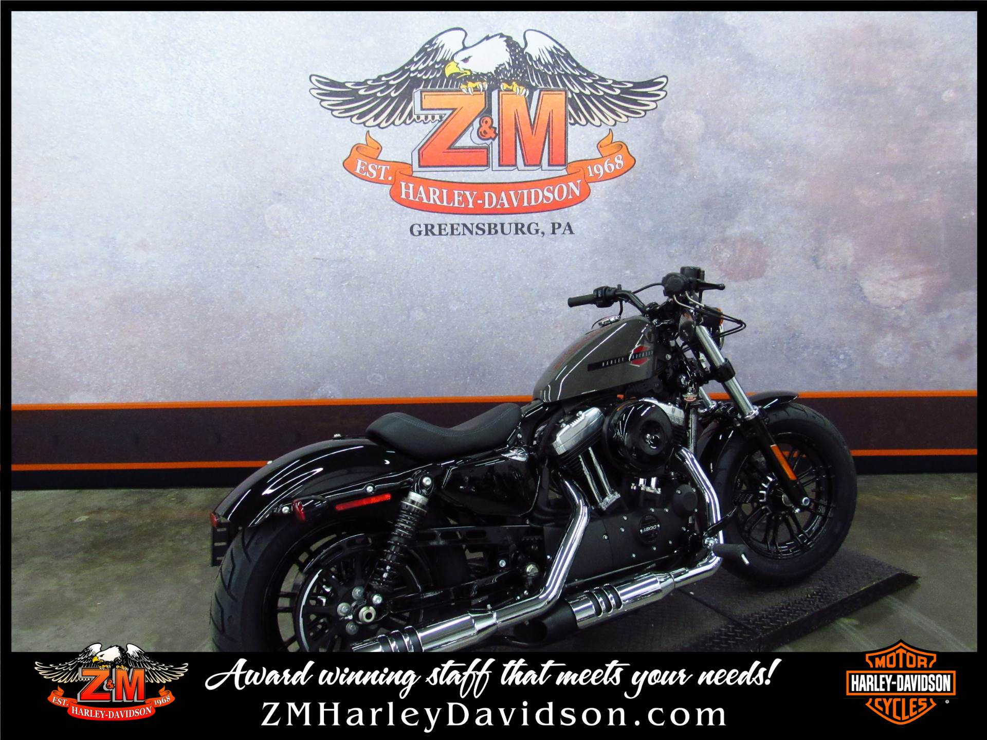 2019 Harley-Davidson Forty-Eight® in Greensburg, Pennsylvania - Photo 3