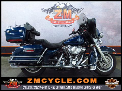 2002 Harley-Davidson FLHTC/FLHTCI Electra Glide® Classic in Greensburg, Pennsylvania