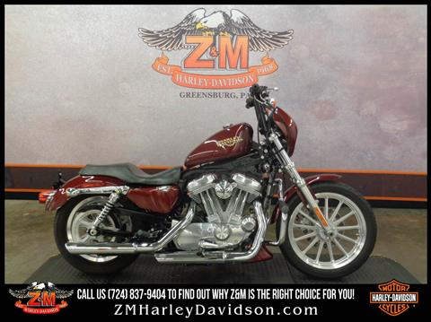 2008 Harley-Davidson Sportster® 883 Low in Greensburg, Pennsylvania