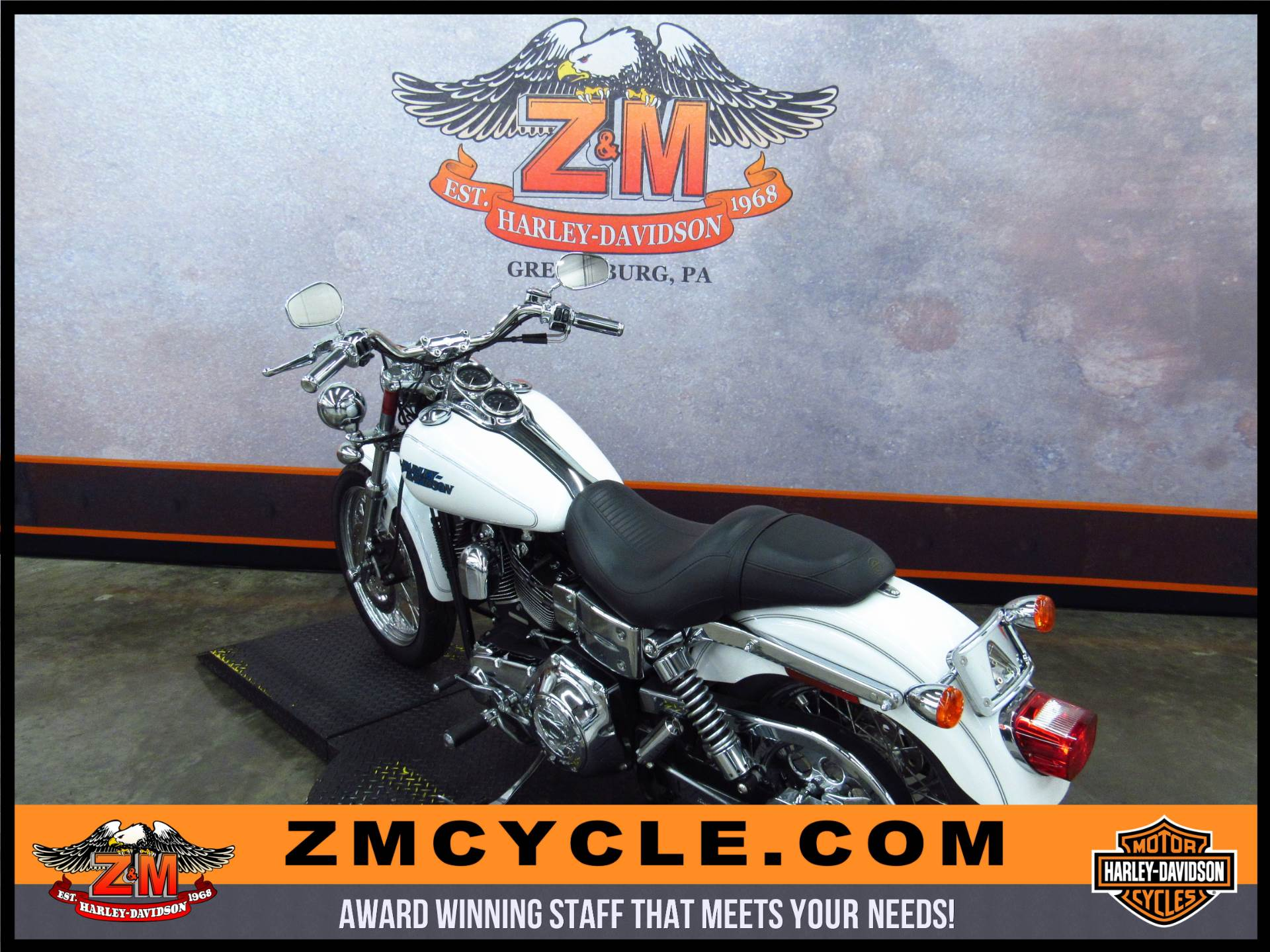 2005 Harley-Davidson FXDL/FXDLI Dyna Low Rider® in Greensburg, Pennsylvania