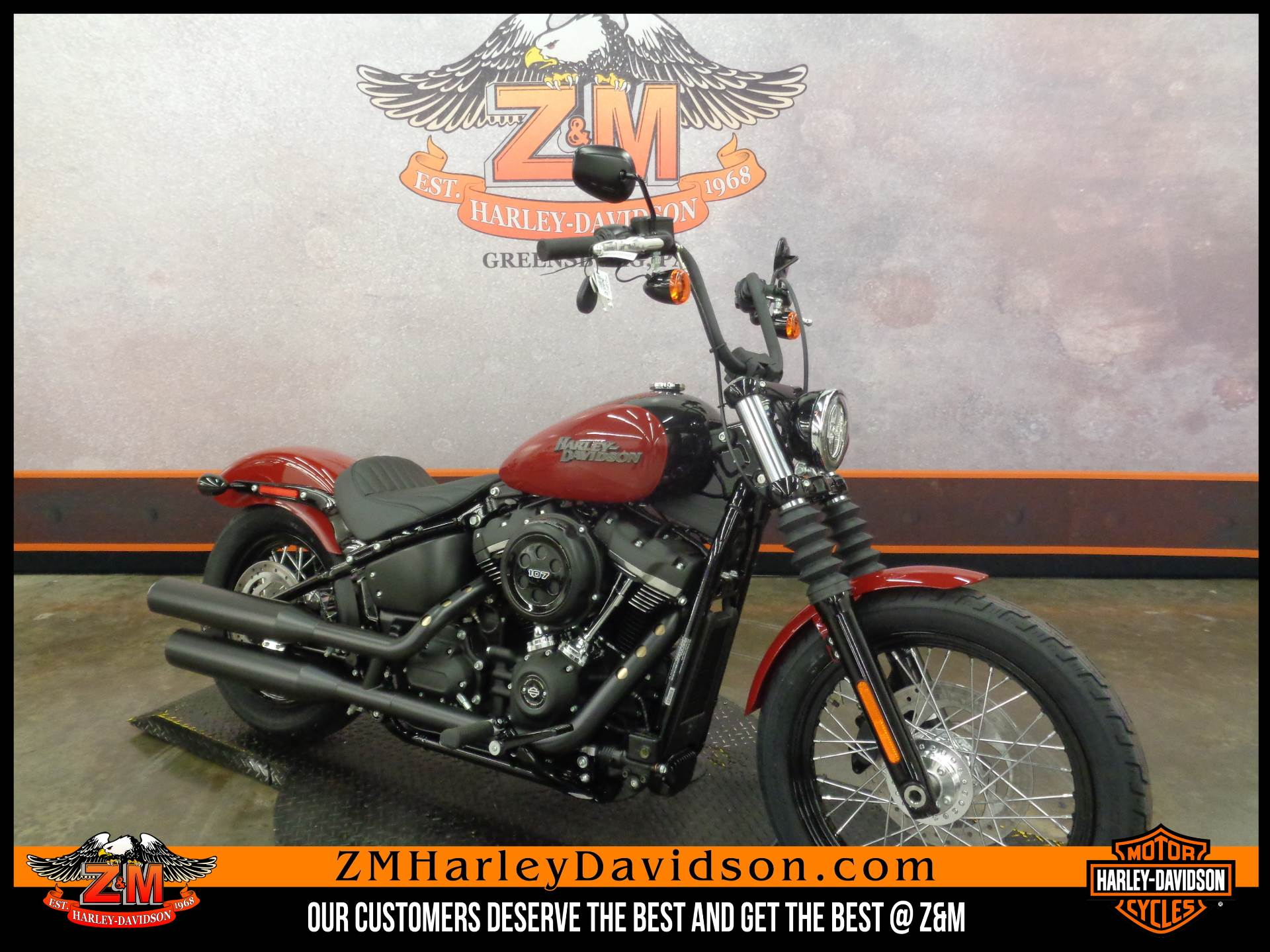 2020 Harley-Davidson Street Bob® in Greensburg, Pennsylvania - Photo 2