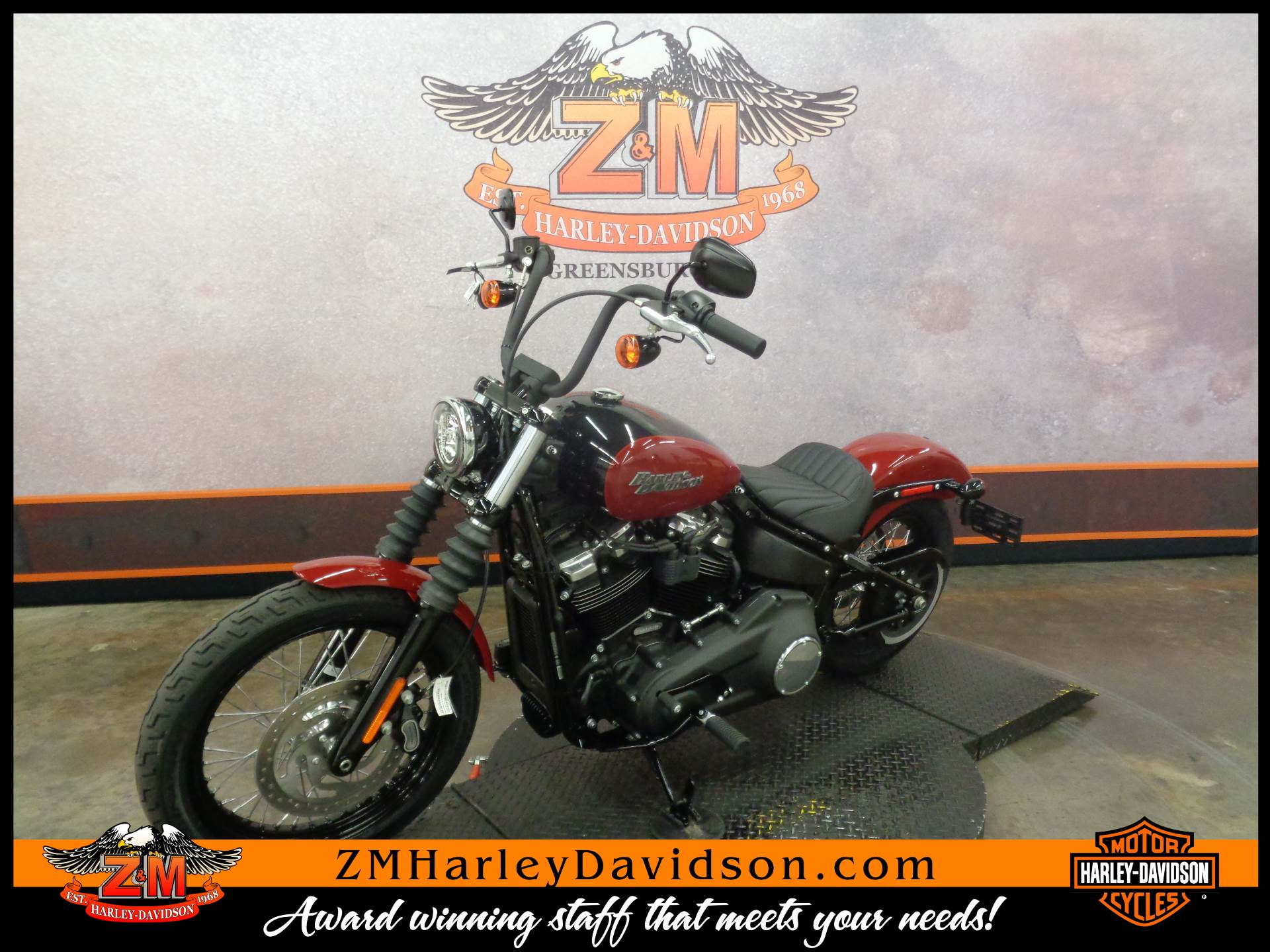 2020 Harley-Davidson Street Bob® in Greensburg, Pennsylvania - Photo 5