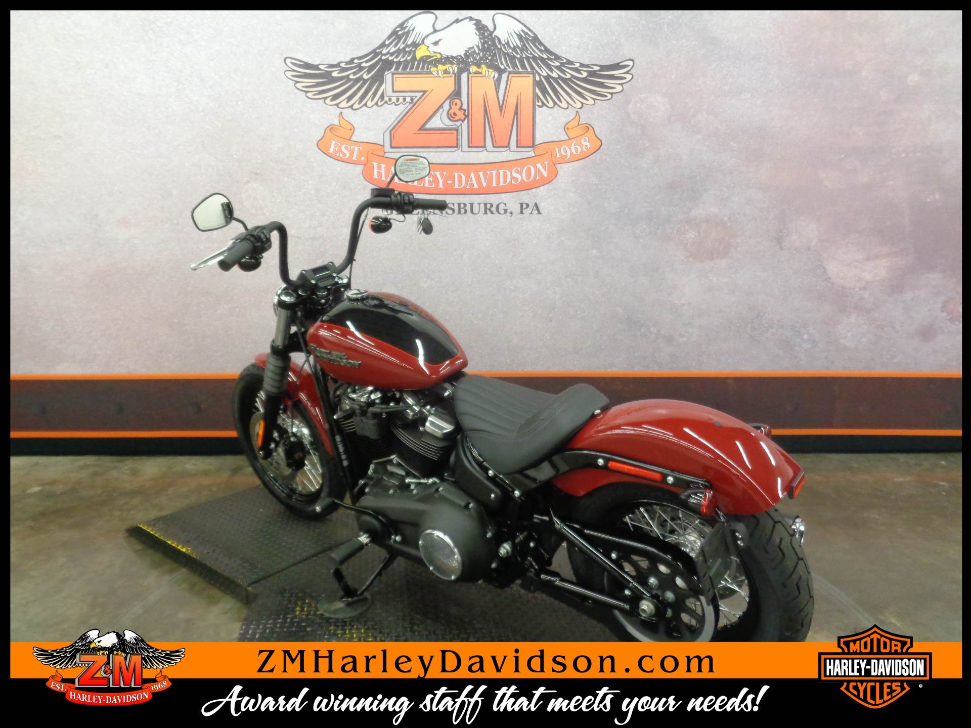 2020 Harley-Davidson Street Bob® in Greensburg, Pennsylvania - Photo 6