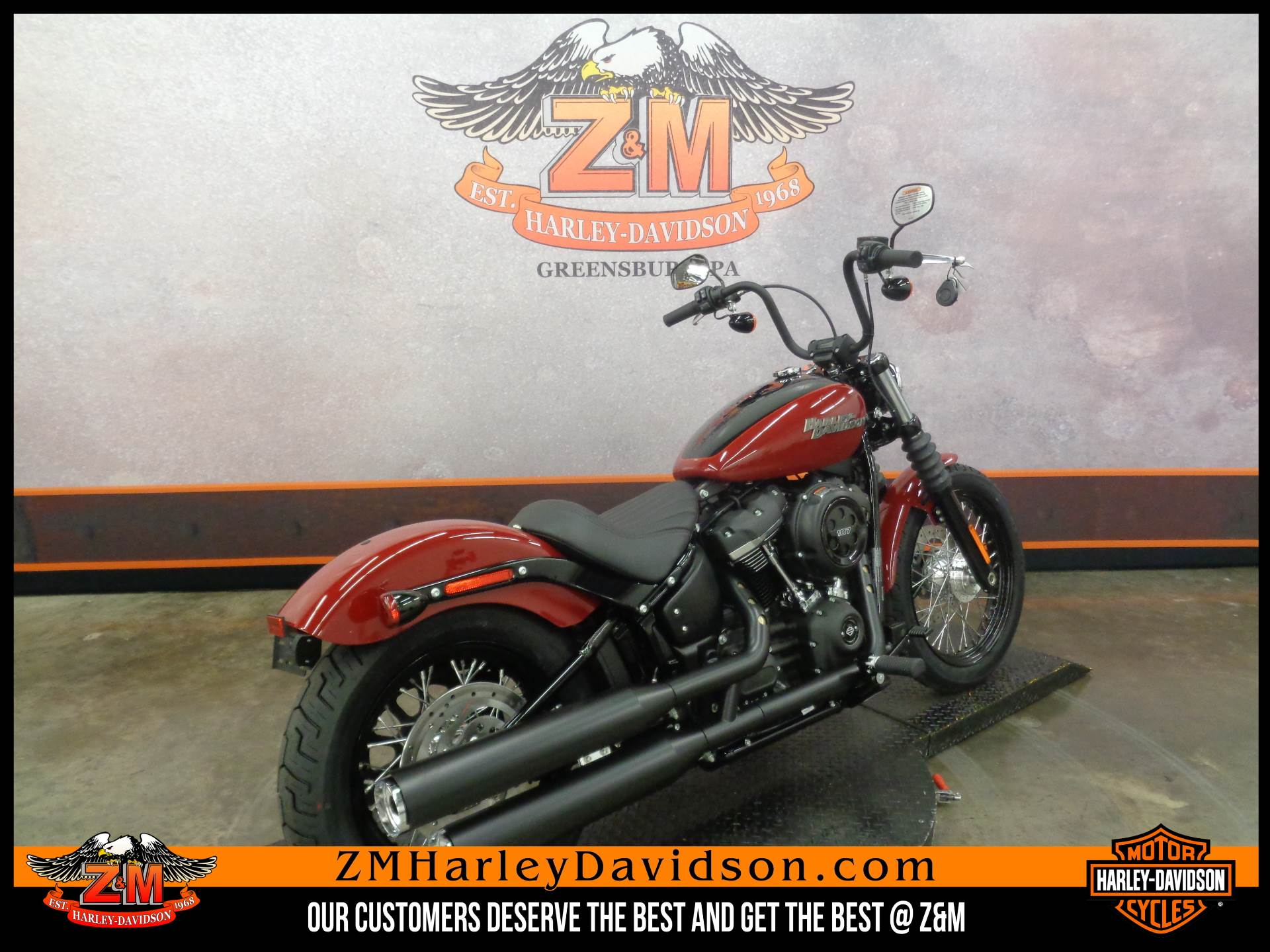 2020 Harley-Davidson Street Bob® in Greensburg, Pennsylvania - Photo 3