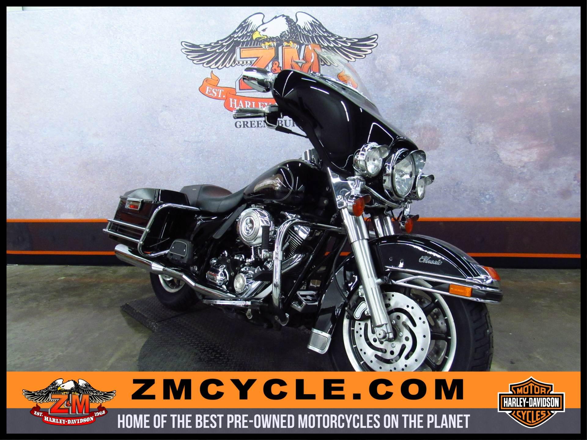 2007 Electra Glide Classic