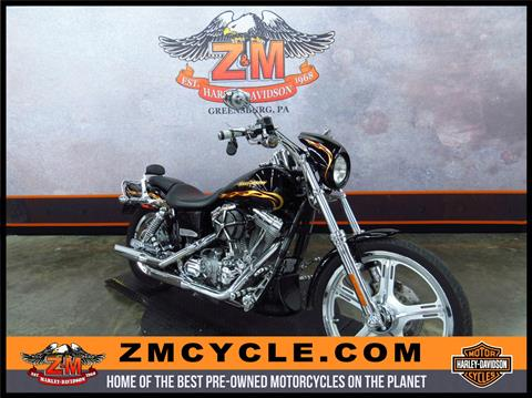 2002 Harley-Davidson FXDWG Dyna Wide Glide® in Greensburg, Pennsylvania