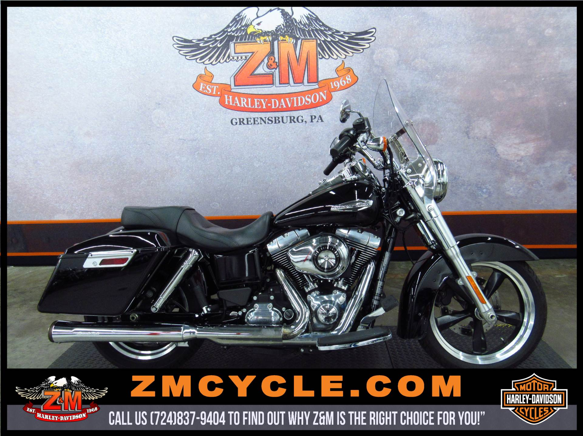 2012 Harley-Davidson Dyna® Switchback in Greensburg, Pennsylvania