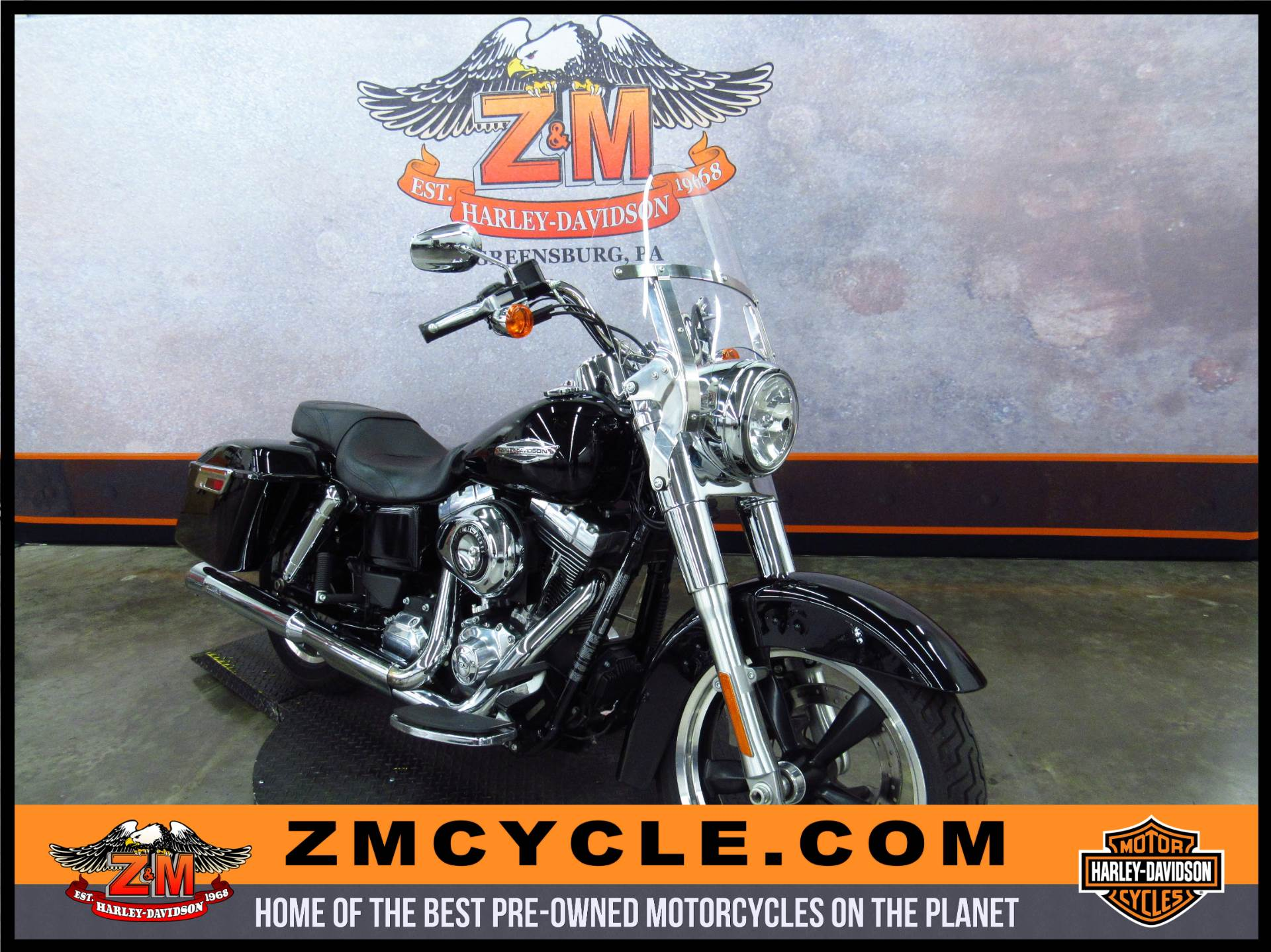 2012 Dyna Switchback
