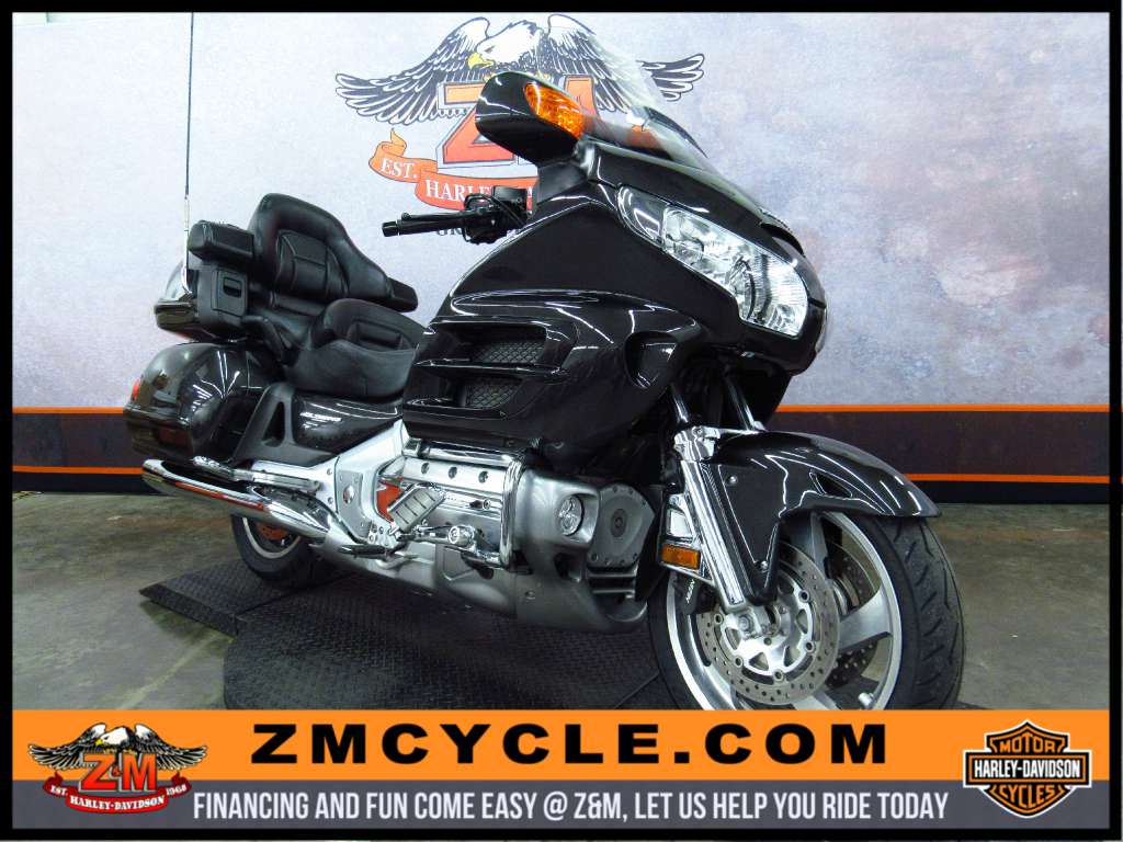 2010 Gold Wing ABS