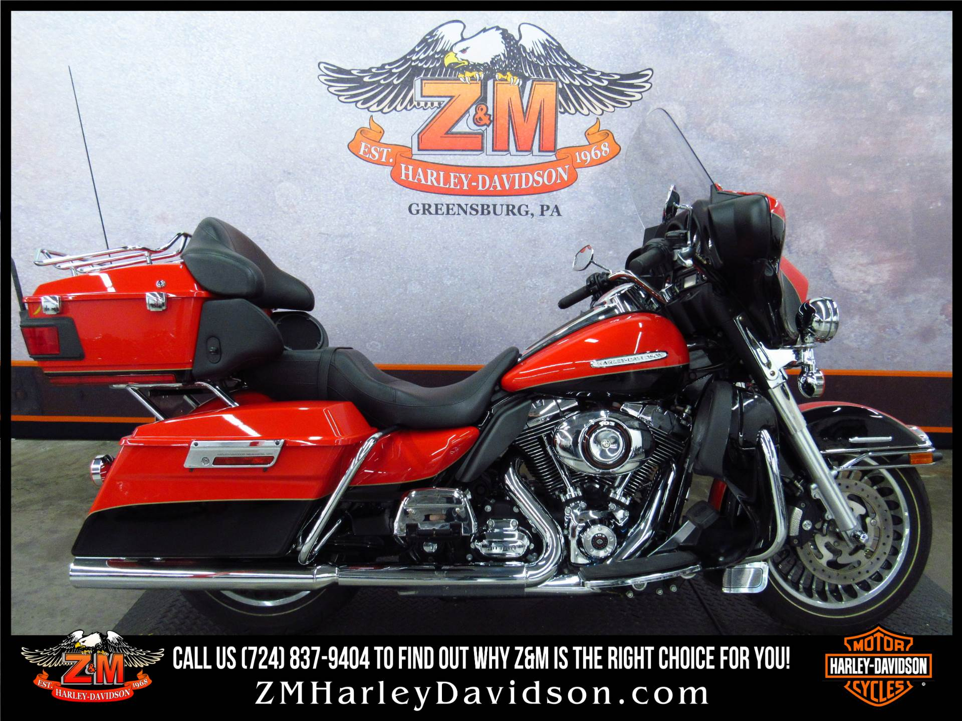 2010 Electra Glide Ultra Limited