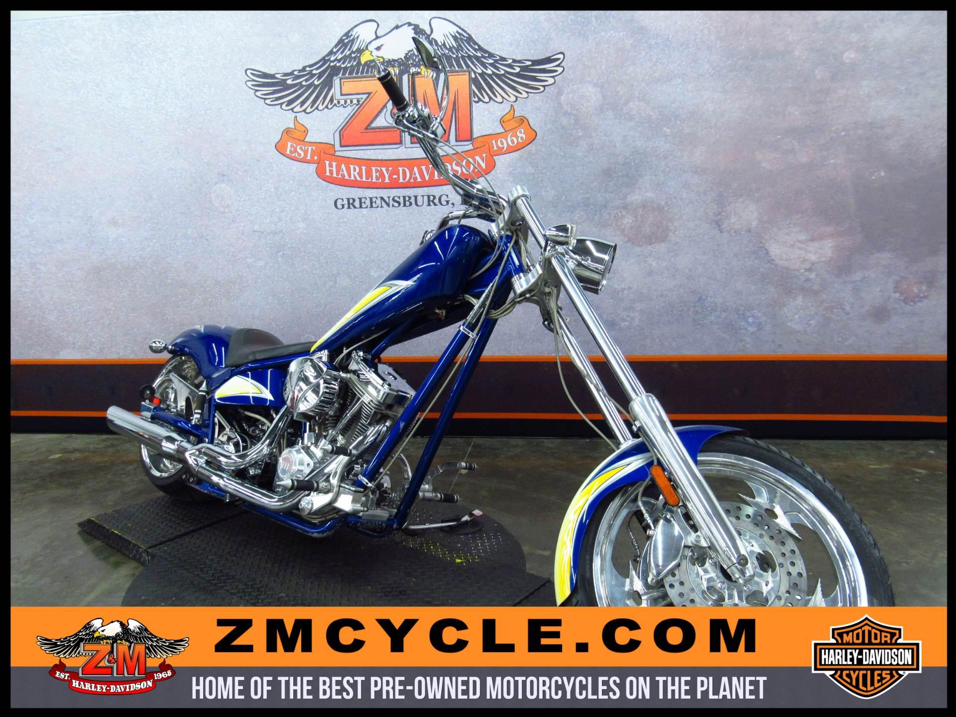 2006 Texas Chopper