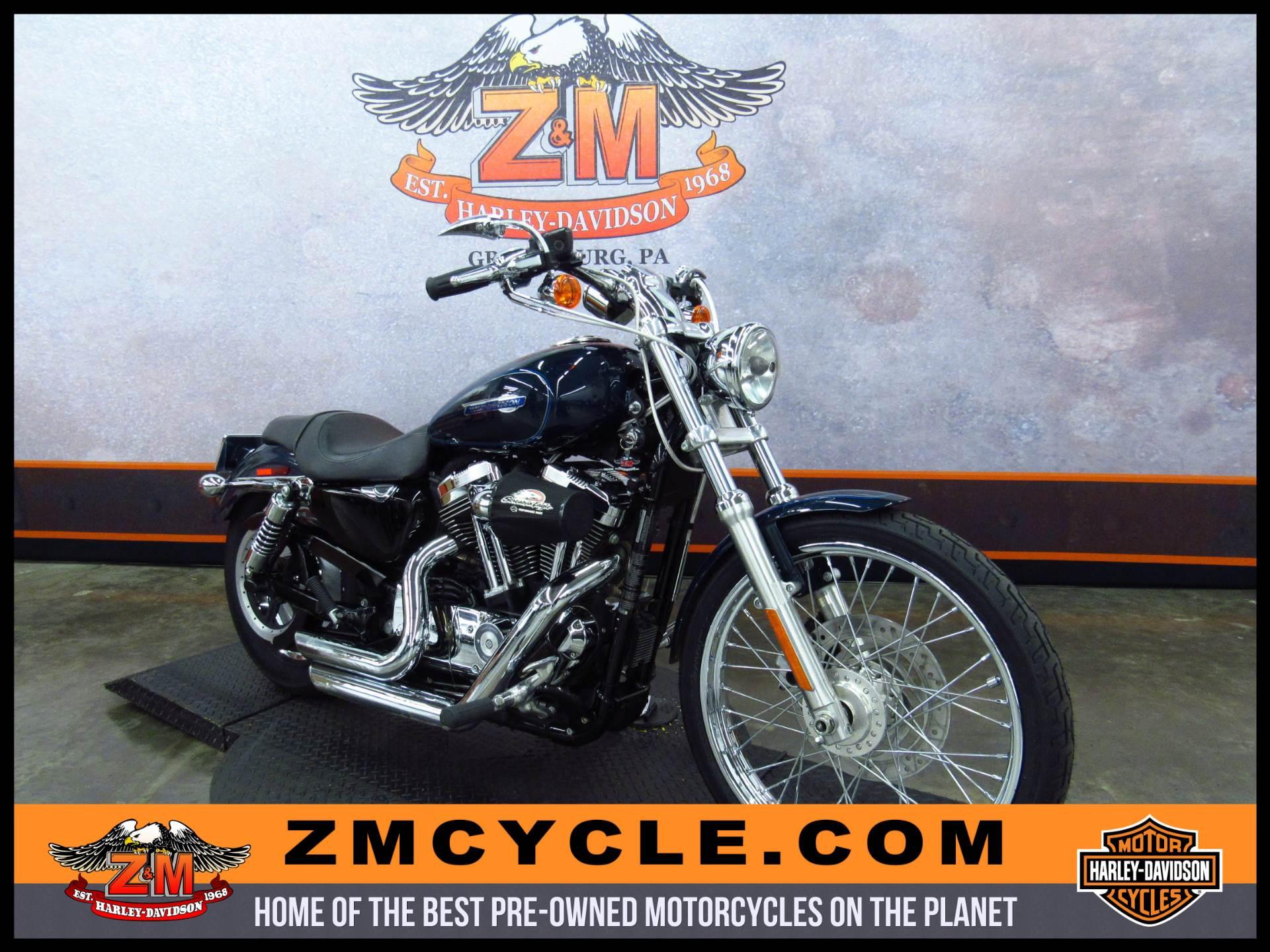 2009 Sportster 1200 Custom