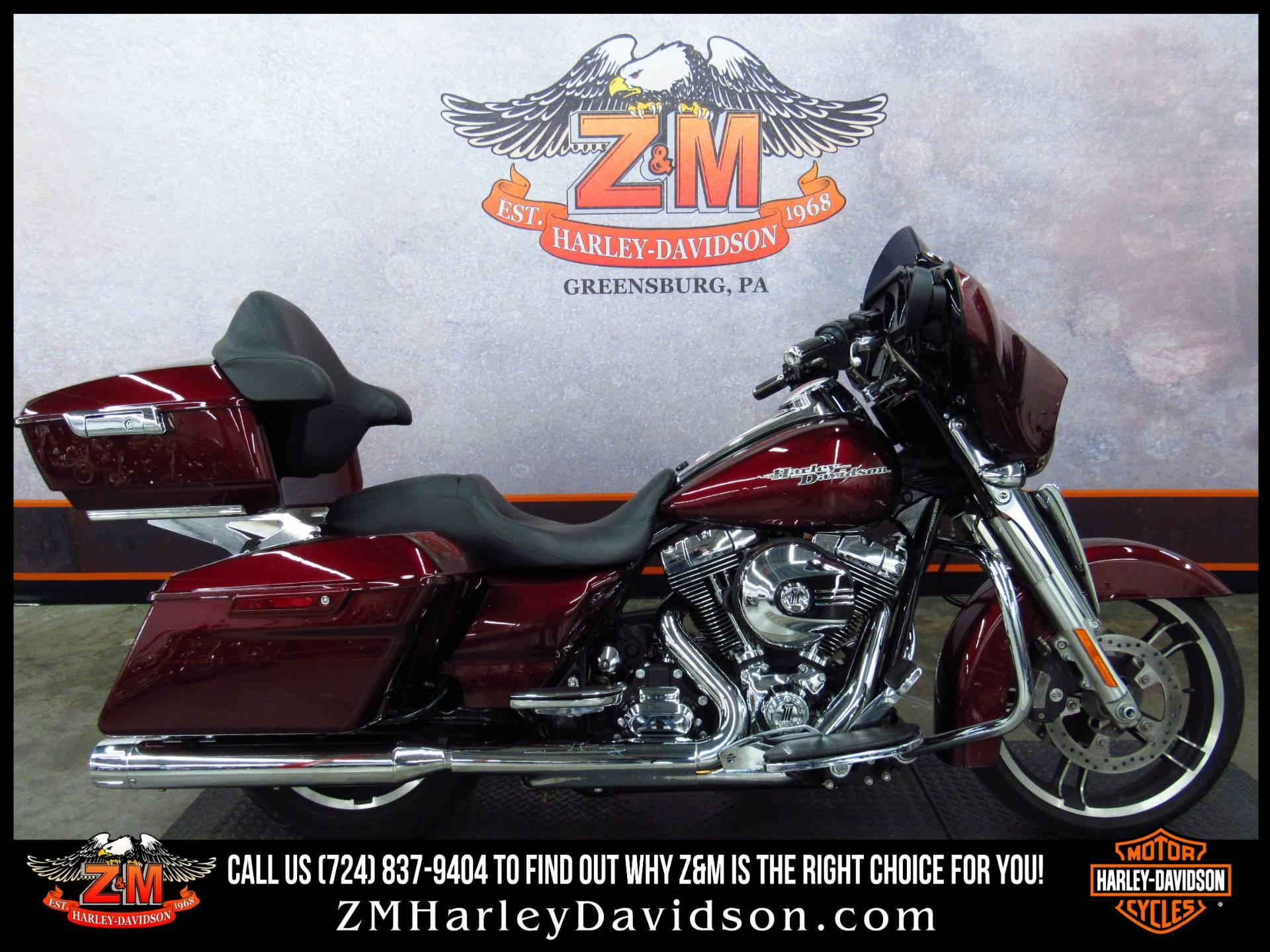 2014 Harley-Davidson Street Glide Special 1