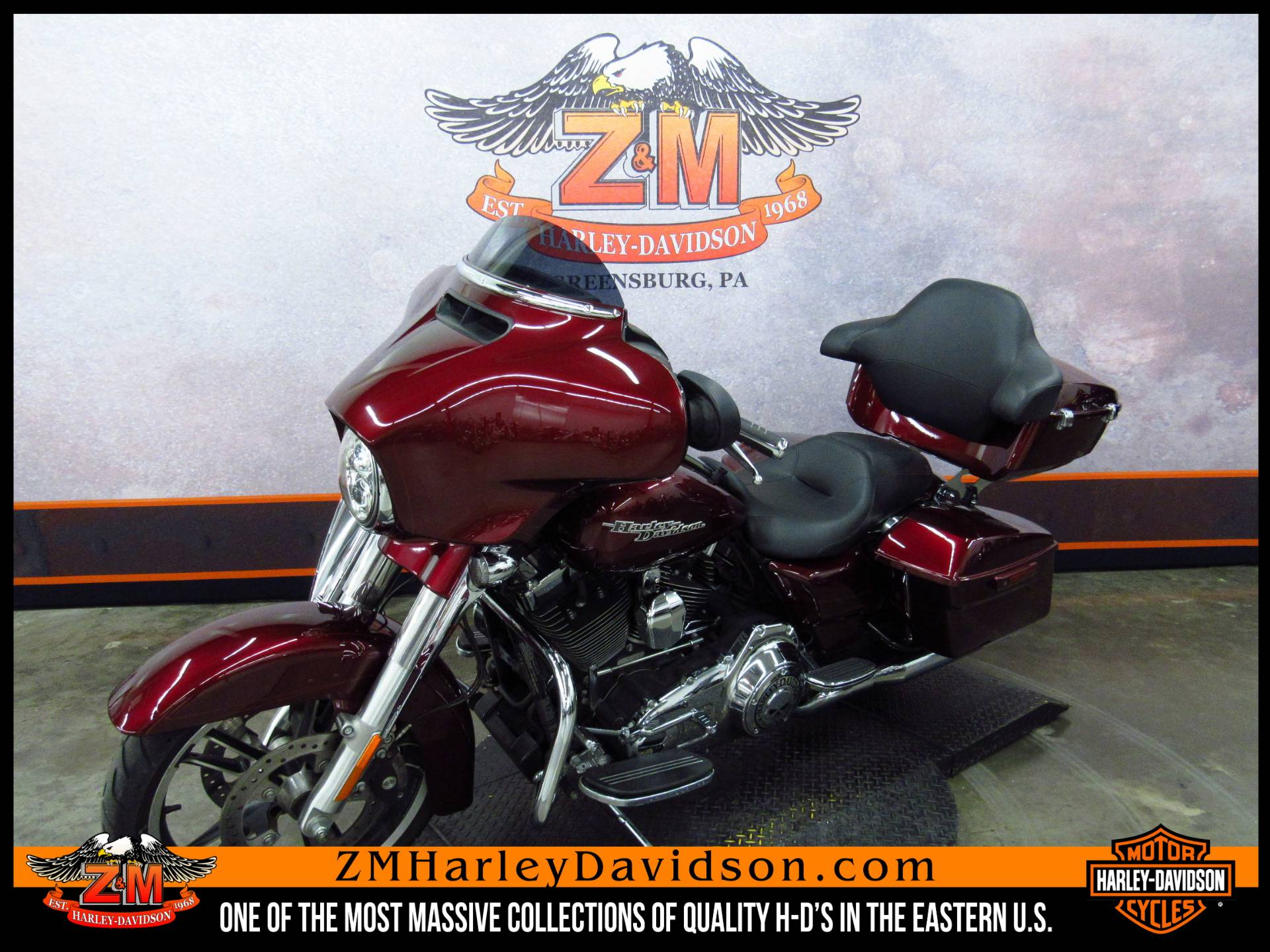 2014 Harley-Davidson Street Glide Special 5