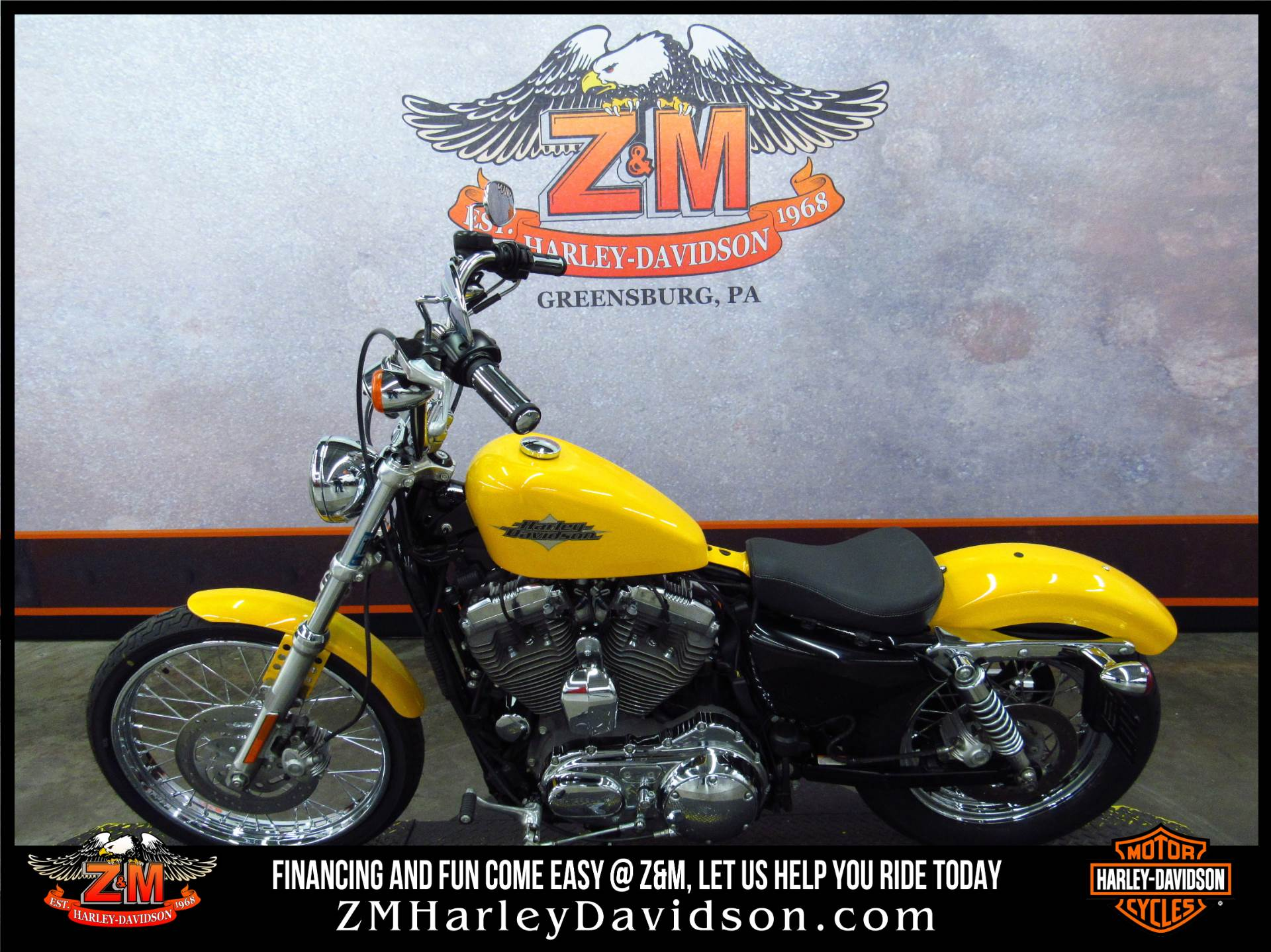 2013 Harley-Davidson Sportster® Seventy-Two® in Greensburg, Pennsylvania