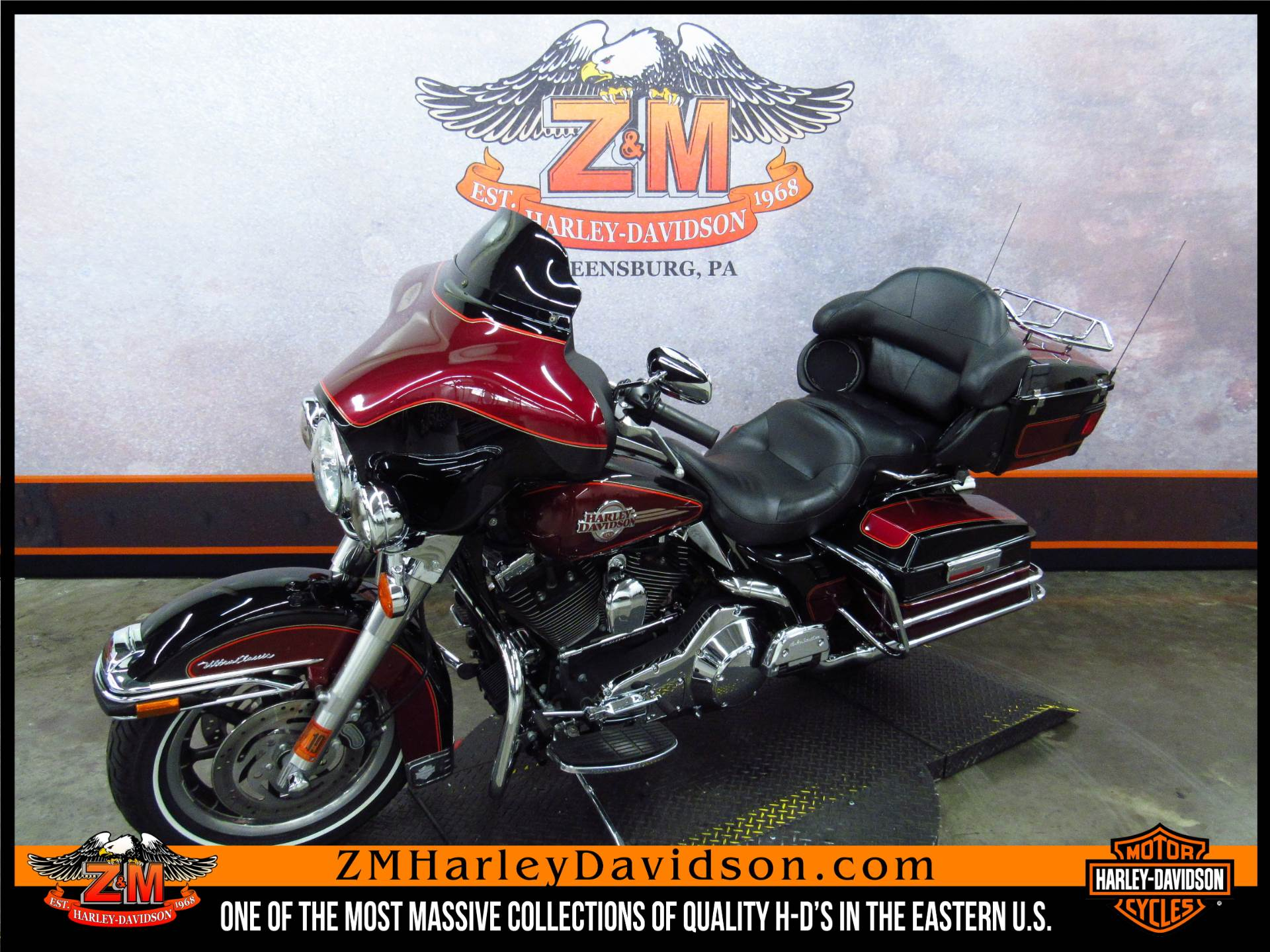 2005 Harley-Davidson FLHTCUI Ultra Classic Electra Glide 5