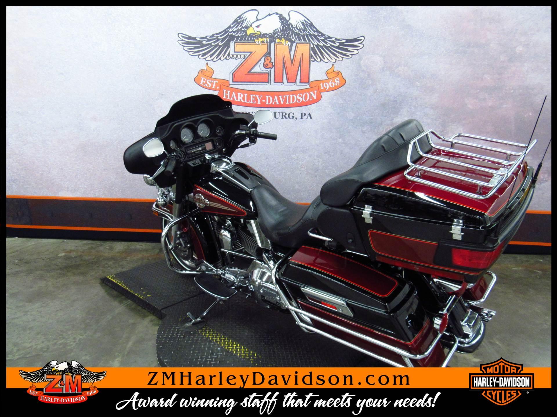 2005 Harley-Davidson FLHTCUI Ultra Classic Electra Glide 6