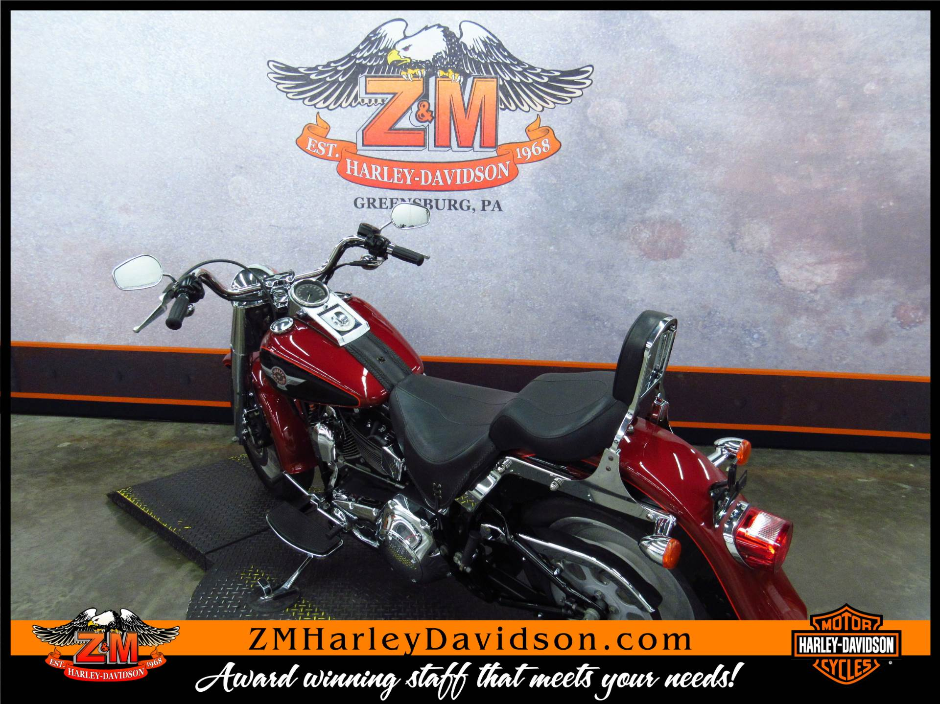 2006 Harley-Davidson Fat Boy® in Greensburg, Pennsylvania