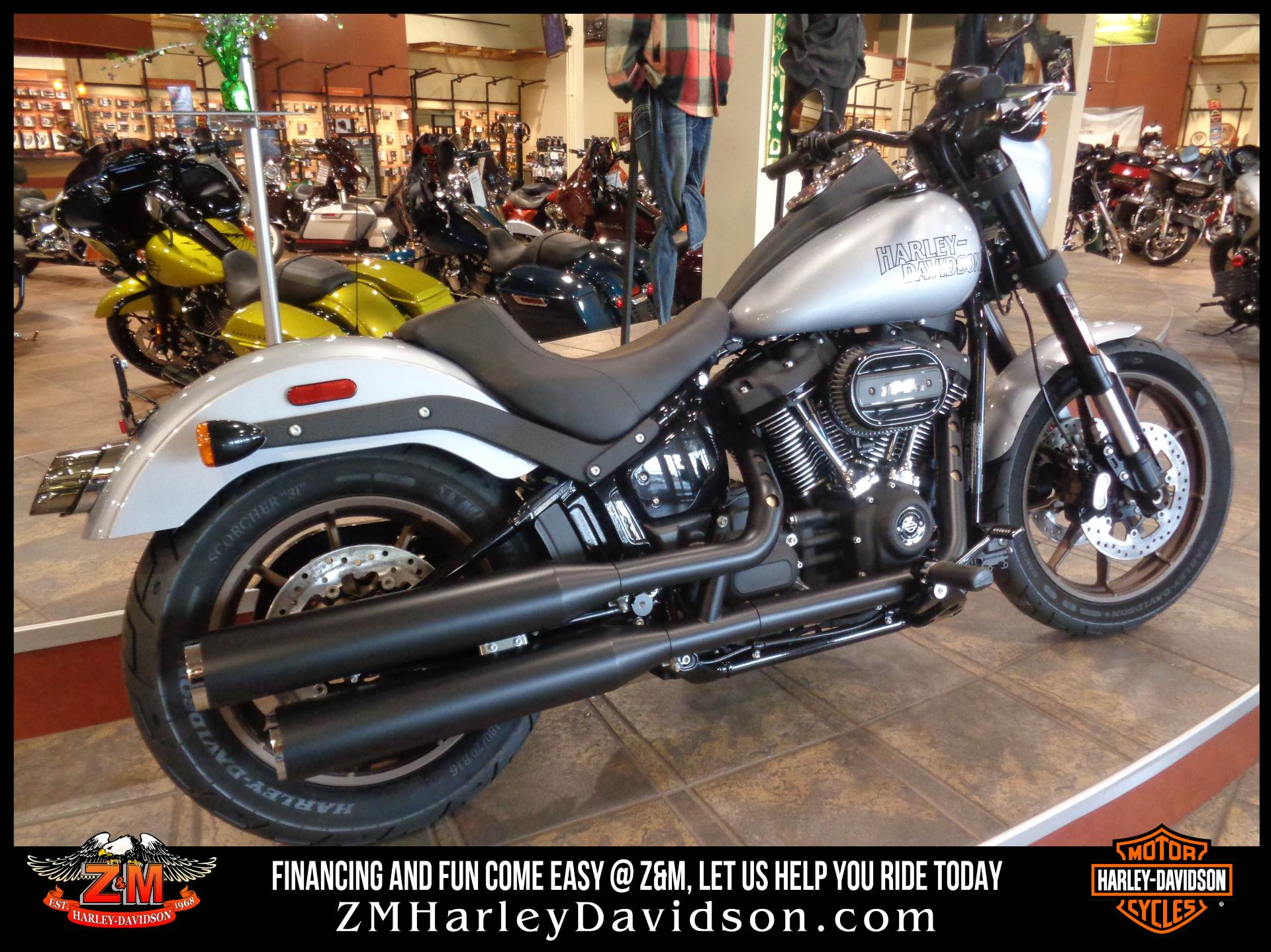 2020 Harley-Davidson Low Rider®S in Greensburg, Pennsylvania - Photo 3