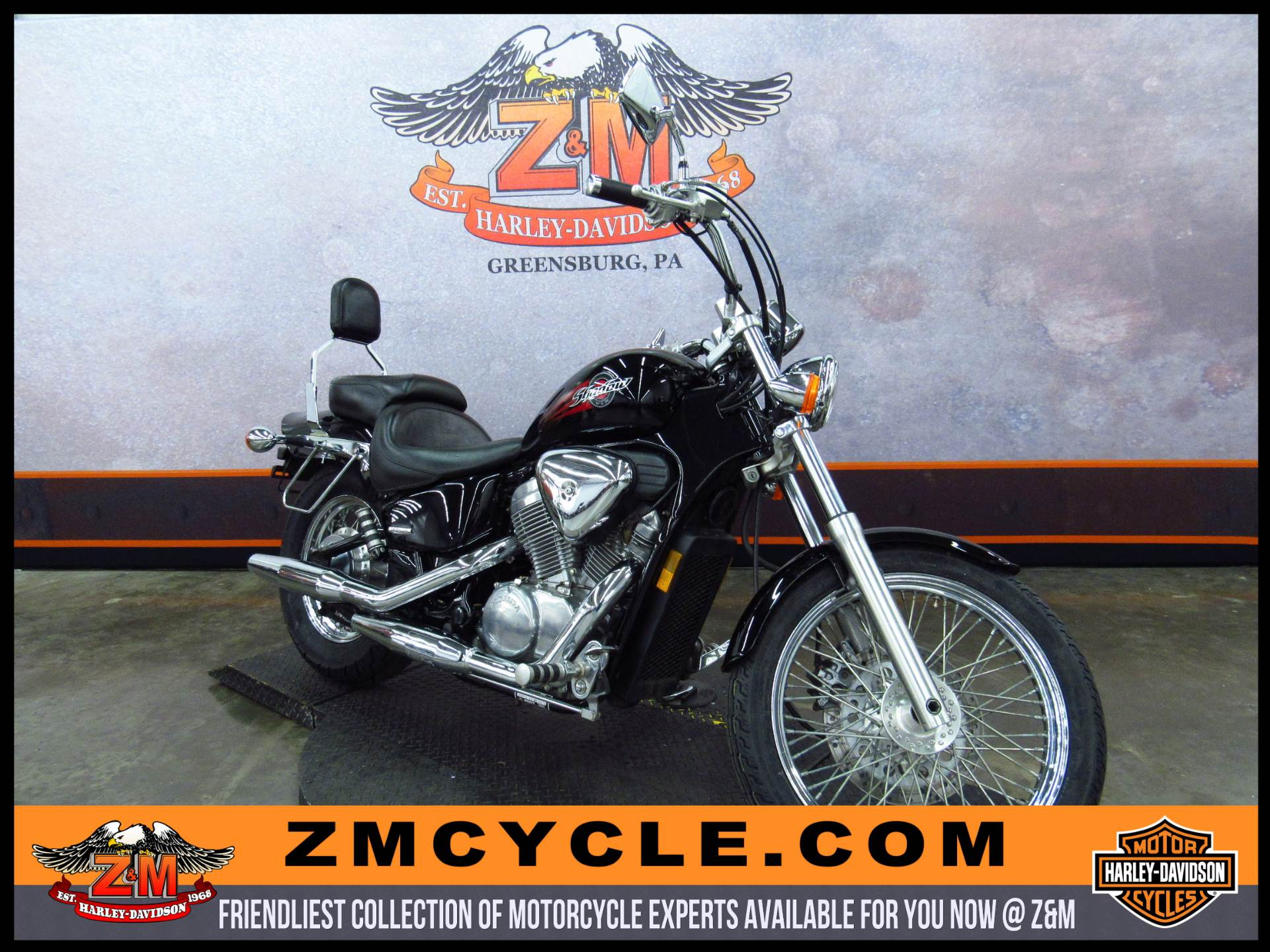 2007 Shadow VLX