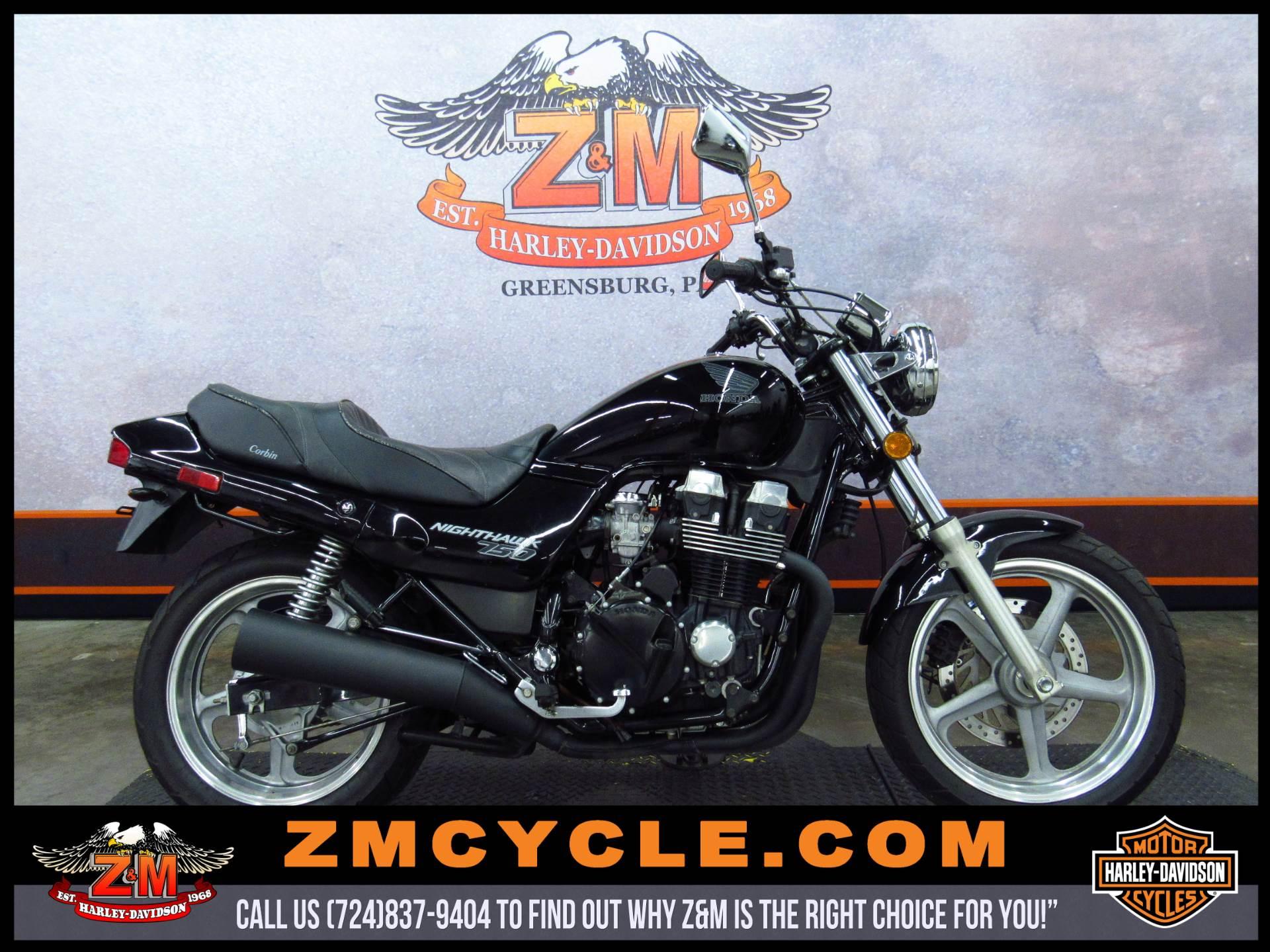 1996 CB750 Nighthawk