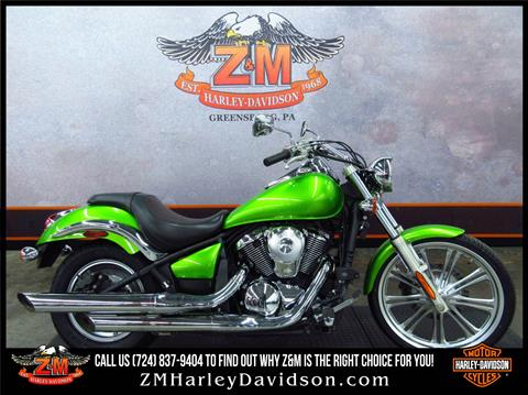 2008 Kawasaki Vulcan® 900 Custom in Greensburg, Pennsylvania