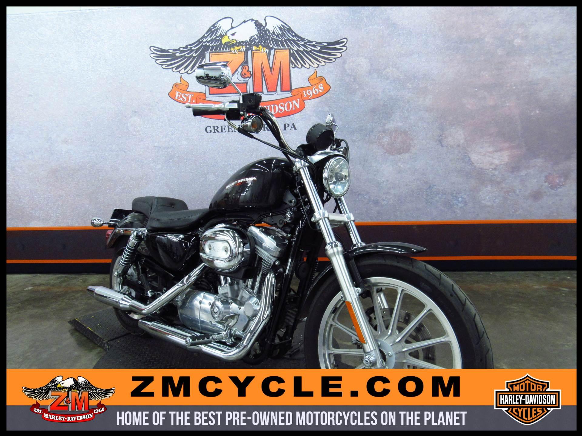2007 XL Sportster 883L