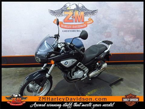 2003 BMW F 650 CS in Greensburg, Pennsylvania