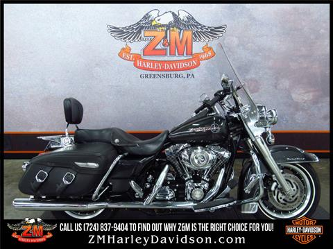 2007 Harley-Davidson FLHRC Road King® Classic in Greensburg, Pennsylvania