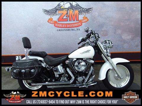 1999 Harley-Davidson FLSTF Fat Boy® in Greensburg, Pennsylvania