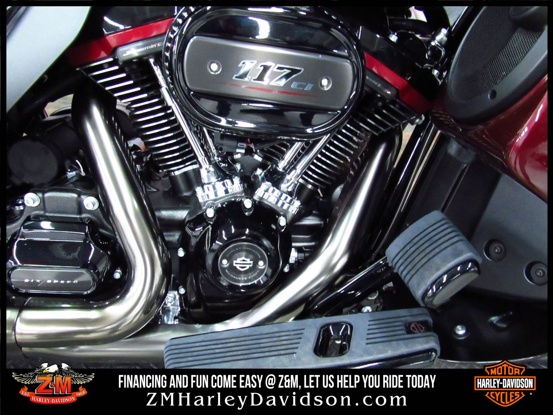 2019 Harley-Davidson CVO™ Street Glide® in Greensburg, Pennsylvania - Photo 4