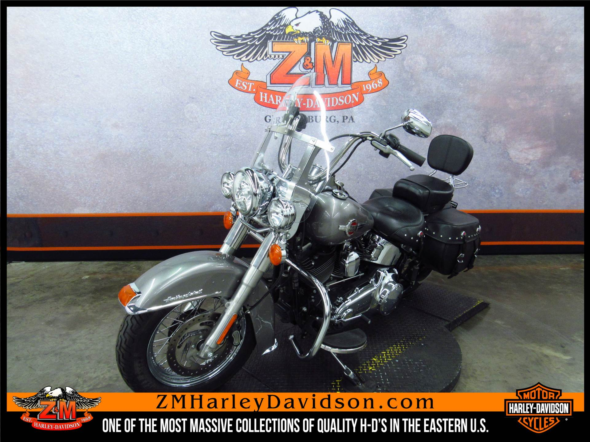 2016 Harley-Davidson Heritage Softail® Classic in Greensburg, Pennsylvania