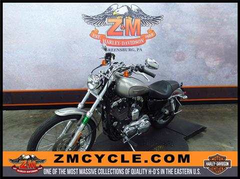 2008 Harley-Davidson Sportster® 1200 Custom in Greensburg, Pennsylvania