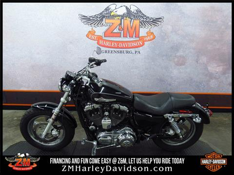 2011 Harley-Davidson Sportster® 1200 Custom in Greensburg, Pennsylvania - Photo 4