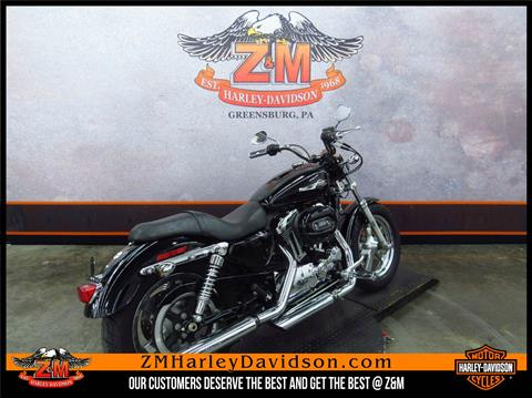 2011 Harley-Davidson Sportster® 1200 Custom in Greensburg, Pennsylvania - Photo 3