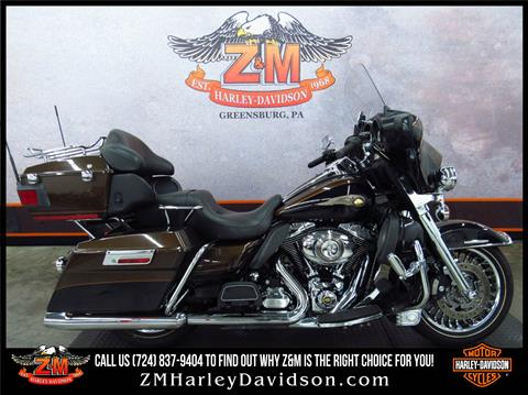 2013 Harley-Davidson Electra Glide® Ultra Limited 110th Anniversary Edition in Greensburg, Pennsylvania